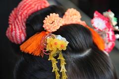 Nihongami (eyawlk60) Tags:         kanzashi japan japanese hair japanesehairstyles shichigosan eos canon 5d flickraward