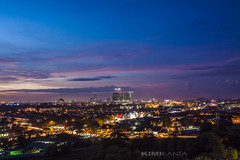 My Hometown (KIMI KANTA) Tags: canon slow nightscape hometown malaysia shutter penang