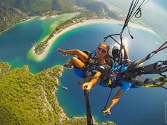 Paragliding in Oludeniz / Параглайдинг в Олюденизе