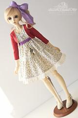 . le printemps . (kalcia) Tags: cute doll lolita kawaii bjd dollfie superdollfie luts soony delf fairyland abjd feeple feeple60