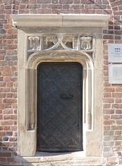 Krakov, Rynek (19) (ladabar) Tags: doorway portal kraków cracow cracovia krakau krakov dveře portál