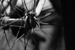 Vintage Bicycle Lejeune 2 (Nikan Likan) Tags: paris bicycle vintage 50mm asahi pentax lejeune f17