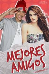 MEJORES AMIGOS (mycuddlyhes) Tags: cover portada wattpad