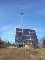 Ontario off-grid system