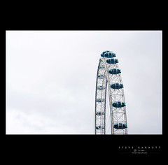London Eye (Steve Garbutt) Tags: london londoneye february panography 2015 panograph