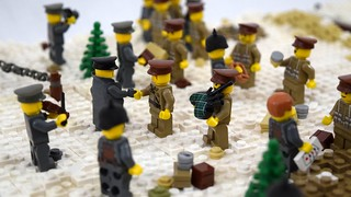 Christmas Truce 1914 MOC
