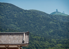 Caldara (campra) Tags: japan shimokita osorezan   bodaiji temple buddhist volcano radar green