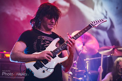 Luca Turilli Rhapsody (Red Shutter) Tags: luca turilli rhapsody metal guitar guitarplayer guitargod heavymetal concertphotography concertsvancouver