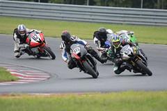 Number 430 Yamaha YZF-R6 ridden by Les Powis (albionphoto) Tags: kawasaki gixxer suzuki triumph ducati yamaha superbike racing motorcycle ktm motorsport sportbike race millville nj usa 430 lespowis