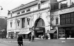 Futurist and Palladium Picture House (storiesfromscarborough) Tags: scarborough futurist theatre palladium palladiumpicturehouse cinema foreshore seaside 1920s history