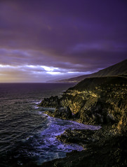 Fuencaliente sunset, La Palma (Arnie Sacknooson) Tags: canaryislands lapalma landscape coast spain lapalmateneguiaprincess fuencaliente southcoastfuencaliente arniesacknooson canoneos