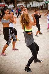 (anto291) Tags: topfit antibes juanlespins lesmills fitness topfitoutside bodyjam anto sandrine