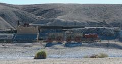 Harmony Borax Works #6 (jimsawthat) Tags: desert mojavedesert rural california deathvalleynationalpark mining borax wagon