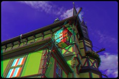 Wernigerode Timber-Framed Town Hall 3-D / Anaglyph / Stereoscopy / HDR / Raw (Stereotron) Tags: europe germany sachsenanhalt saxonyanhalt harz mountains gebirge wernigerode rathaus townhall municipal historic architecture building fachwerk halftimbered house stud work antiquated ancient medieval middleages strasederromanik deutschefachwerkstrase anaglyph anaglyph3d redcyan redgreen optimized anaglyphic anabuilder 3d 3dphoto 3dstereo 3rddimension spatial stereo stereo3d stereophoto stereophotography stereoscopic stereoscopy stereotron threedimensional stereoview stereophotomaker stereophotograph 3dpicture 3dglasses 3dimage twin canon eos 550d kitlens 1855mm tonemapping hdr hdri raw