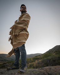 Vaquero 3 (NJHaupt) Tags: newbalance sneakers vaquero caballero spain espana avila mountain mountains mountainside country countryside hills hillside nikon d5300 people outdoors person sunrise tokina wideangle