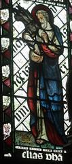 [45601] St Editha, Tamworth : Elias (Budby) Tags: tamworth staffordshire church window stainedglass preraphaelite