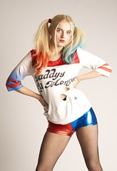 Harley Quinn 6 (Mount Fuji Man) Tags: 6t courtyardstudio sot stokeontrent harleyquinn suicidesquad