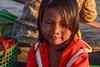 Worried looks of Cambodian children (Vagabundina) Tags: nikon d5300 cambodia tonlesap children water lake nature people goldenhour portrait