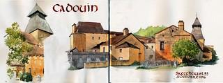 Cadouin sketchcrawl 53