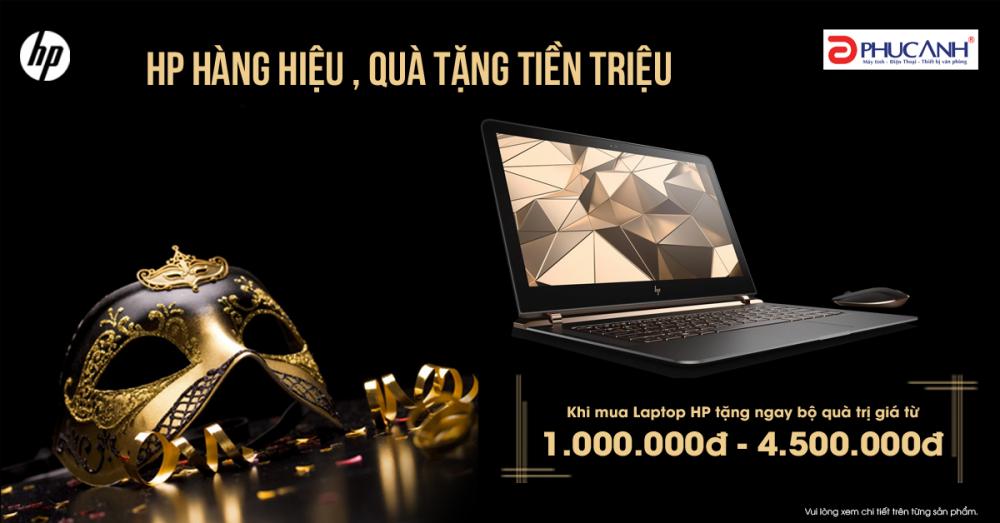 Mua laptop hàng hiệu - Tặng quà tiền triệu