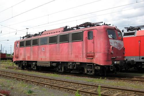 DB Schenker 140 024-1 Trier-Ehrang Rbf