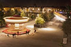 le de Nantes. JX3. (Juanjo J) Tags: nantes france francia nocturna night city ciudad travel viajes carrousel tiovivo