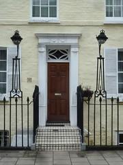 P1390208 Georgian Door & Railings (londonconstant) Tags: lodonconstant costilondra promenades streetscapes architecture london