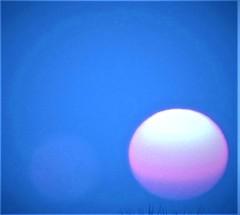 November sun (Just Back) Tags: sun star bright hot sky orbis orb round sphere columbia sc west setting dusk light physics photons energy