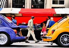 KOpie. (Warmoezenier) Tags: oldtimer kever car kleuren colours zeeland nederland coche netherlands pays bas verkoop
