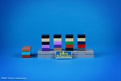 nEO_IMG_DOGOD_mini_yellow_Submarine_02 (DOGOD Brick Design) Tags: lego moc toy taiwan taipei yellow submarine the beatles uk music hippie hippy tbb