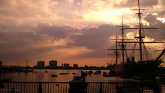 HMS Warrior, Portsmouth (domiphotography) Tags: portsmouth cheltenham beach lights christmas kitefestival wales south poseidon cat tiger sunrise sunset lighthouse hmswarrior gunwarfqueys