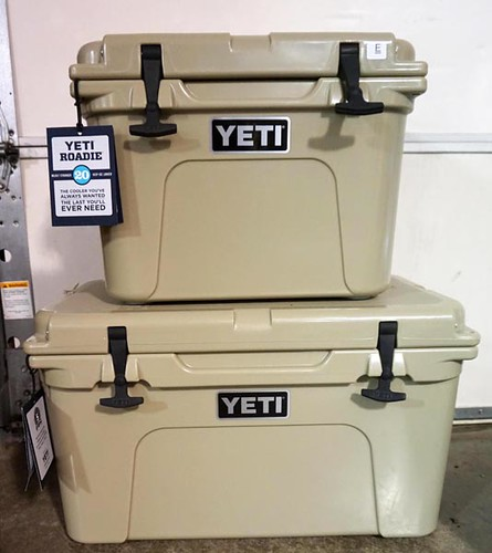 New YETI Tundra 45 & Roadie 20 Coolers ($235.20, $364.00)