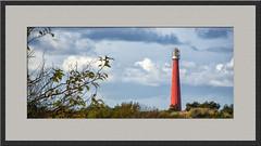 Lange Jaap (PortSite) Tags: portsite 2016 gerard gh krol nikon d3s nederland netherlands holland paysbas  bajos   denhelder huisduinen buiten outdoor outside lighthouse vuurtoren lange jaap nautical kust lijstje 400mm wolken
