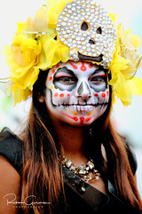 Day of the Dead 2016 10 (part 1) (Ruben Gusman Photography) Tags: thenelsonatkinsmuseumofart mariachis diadelosmuertos dayofthedeadskulls skeletons death donquioto kansascity