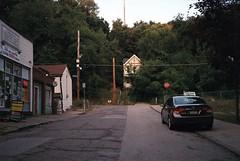 Fineview (Chris Giuliano) Tags: summer abandoned film home 35mm pittsburgh pennsylvania urbanexploration 35mmfilm northside southside canonae1 barge urbex filmphotography canonaf35ml kodakultramax originalphotography chrisgiuliano
