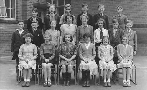 Moorhouse School 1951 Milnrow Rochdale