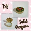 Solid perfume 1 (tengds) Tags: flowers white perfume multicolored solidperfume metalcontainer inlaidstones homemadeperfume tengds
