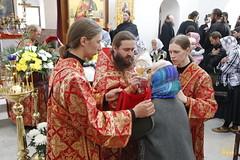 057. Patron Saints Day at the Cathedral of Svyatogorsk / Престольный праздник в соборе Святогорска