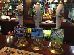 Some of our lovely Shepherd Neame Ales