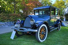 1922 Franklin 10B Touring Sedan (dmentd) Tags: sedan franklin 1922 touring 10b