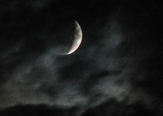 Supermoon Lunar Eclipse