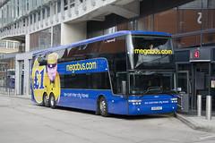 50221 OU59AUT Megabus (SD Images) Tags: manchester stagecoach vanhool megabus shudehill megabuscom 50221 ou59aut vanhoolastromega stagecoachcwmbran vanhooltd927