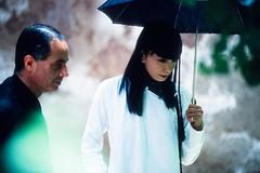 映画『氷の花火 山口小夜子』より 写真提供:セルジュ・ルタンス