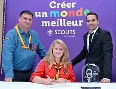 2015-11-27 Sylvain Fredette Mélissa Giguère Mark Chalouhi