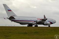 DSC_1299 (rgphotographiesaero) Tags: paris de force state air charles gaulle russian aero roissy cdg ilyushin il96 lfpg cop21 ra96021