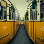 Varoshaz Ter, Boedapest Tram thumbnail