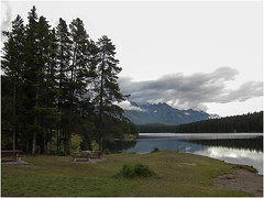 Johnson-Lake (F. Ovies) Tags: canada montaas rocosas