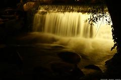 Waterflow (Explored) (Fredrik Lindedal) Tags: light tree water flow waterfall nikon rocks stream sweden stones surreal serene sverige leafs