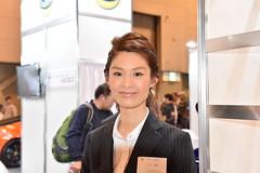 DSC_8543 (hideto_n) Tags: portrait cute girl car japan japanese nikon automobile pretty nagoya d750 motor f28 motorshow   2470mm       2015 19 nikond750
