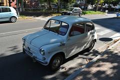 Fiat 600 (TAPS91) Tags: fiat solo 600 cuore 2 raduno carburatore